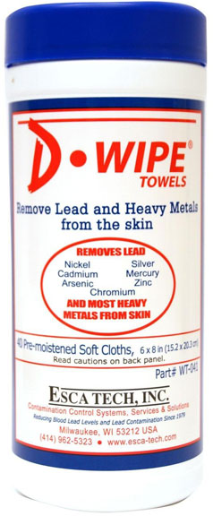 D-Wipe Towels