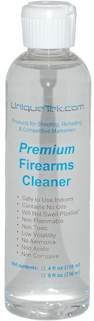 UniqueTek Premium Firearms Cleaner