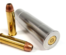 12GA to .357 Magnum Shotgun Adapter