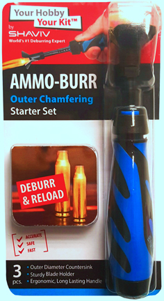 Ammo-Burr Outer Chamfering Tool