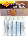 FIREPOWER 12g CO2 Cartridges (SKU: T1482)