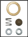Shellplate Bearing Kit (SKU: T1601)