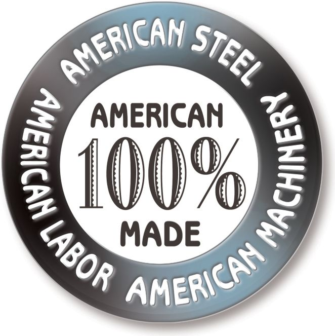 100% American Made