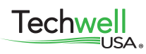 Techwell logo