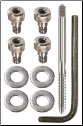 Powder Bar Spacer Bolt Kit (SKU: T1751)